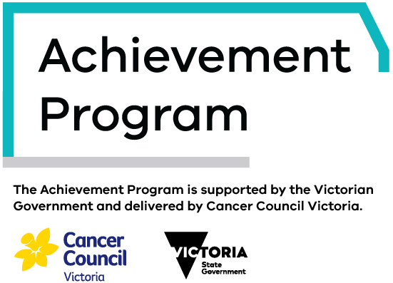 Achievement Program ad